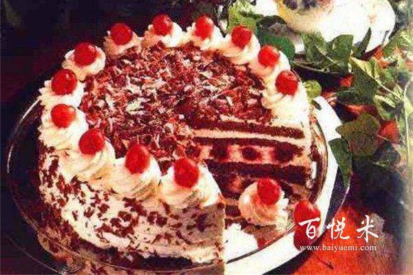 世界上最著名的西点、蛋糕大盘点 ,西点爱好者不容错过!