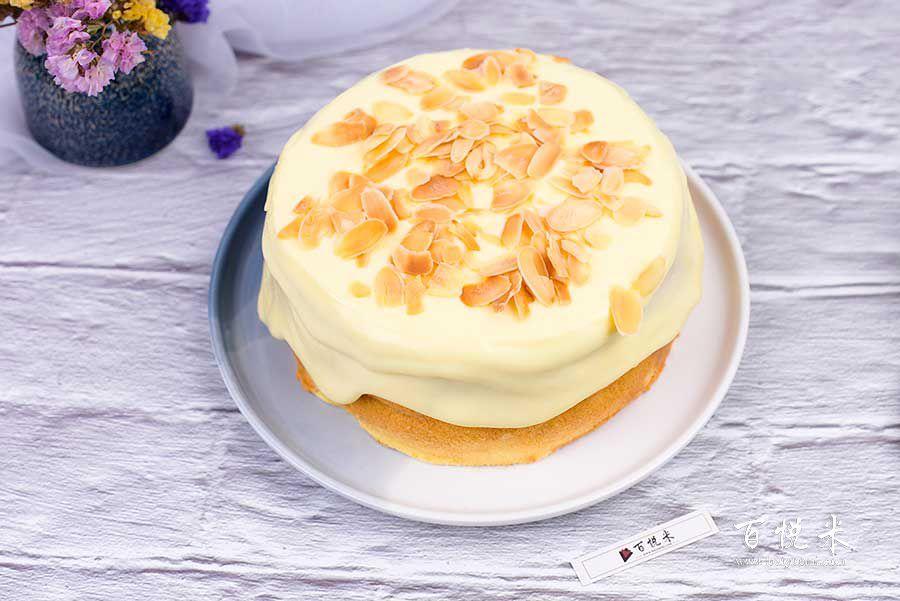 海盐奶盖蛋糕的做法视频大全_西点培训学习教程