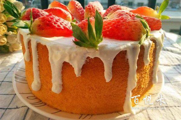 做戚风蛋糕,这样打发蛋白,成功率更高喔!