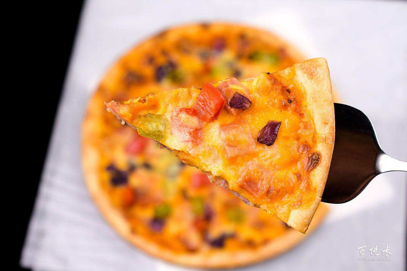 培根披萨高清图片大全【蛋糕图片】_792