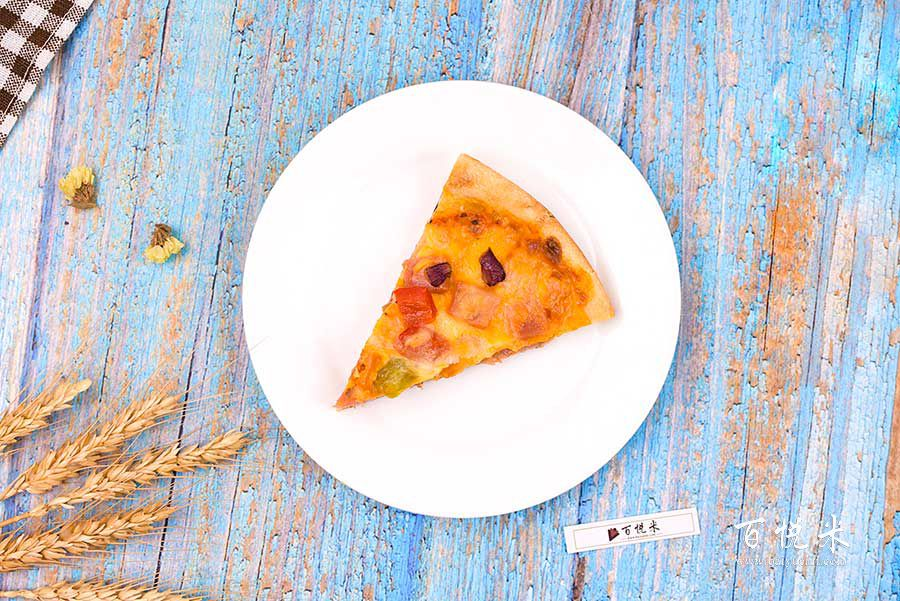 培根披萨高清图片大全【蛋糕图片】