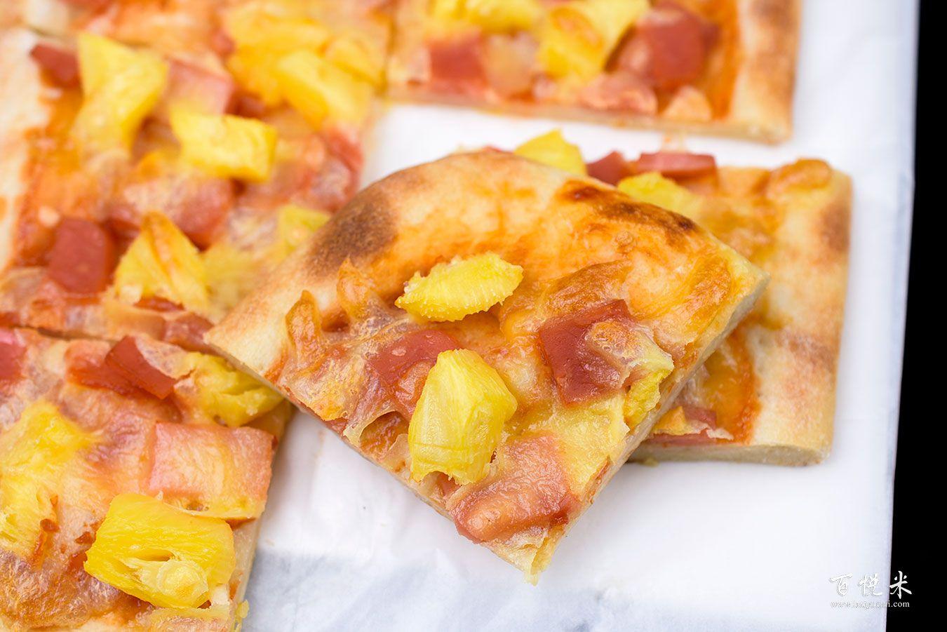 夏威夷披萨高清图片大全【蛋糕图片】_804