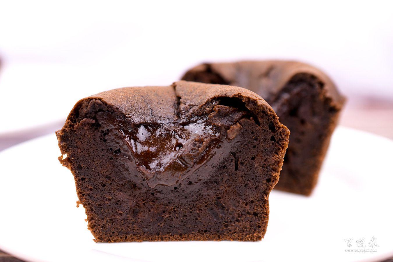 巧克力熔岩蛋糕的做法大全,巧克力熔岩蛋糕培训怎么做