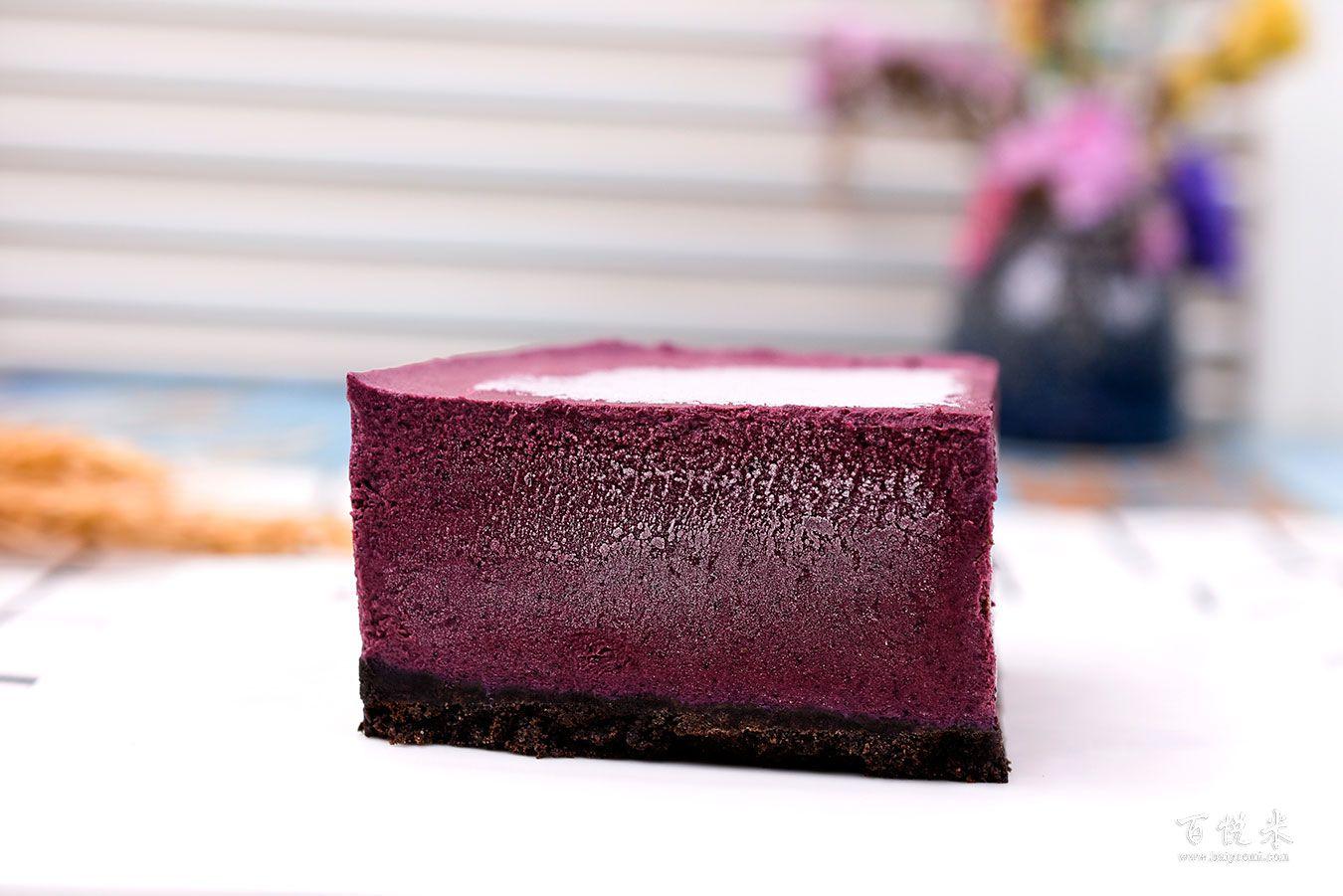 蓝莓慕斯蛋糕高清图片大全【蛋糕图片】_831