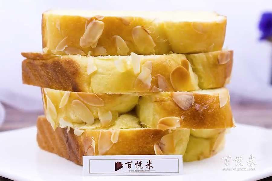 布里奥吐司面包的做法视频大全_西点培训学习教程