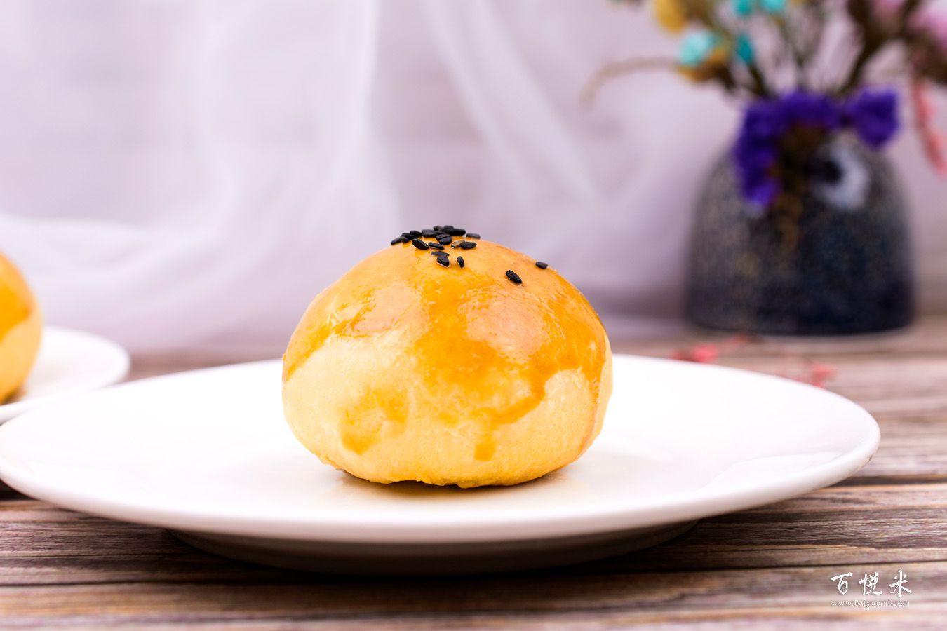 蛋黄酥的做法大全,蛋黄酥西点培训图文教程分享