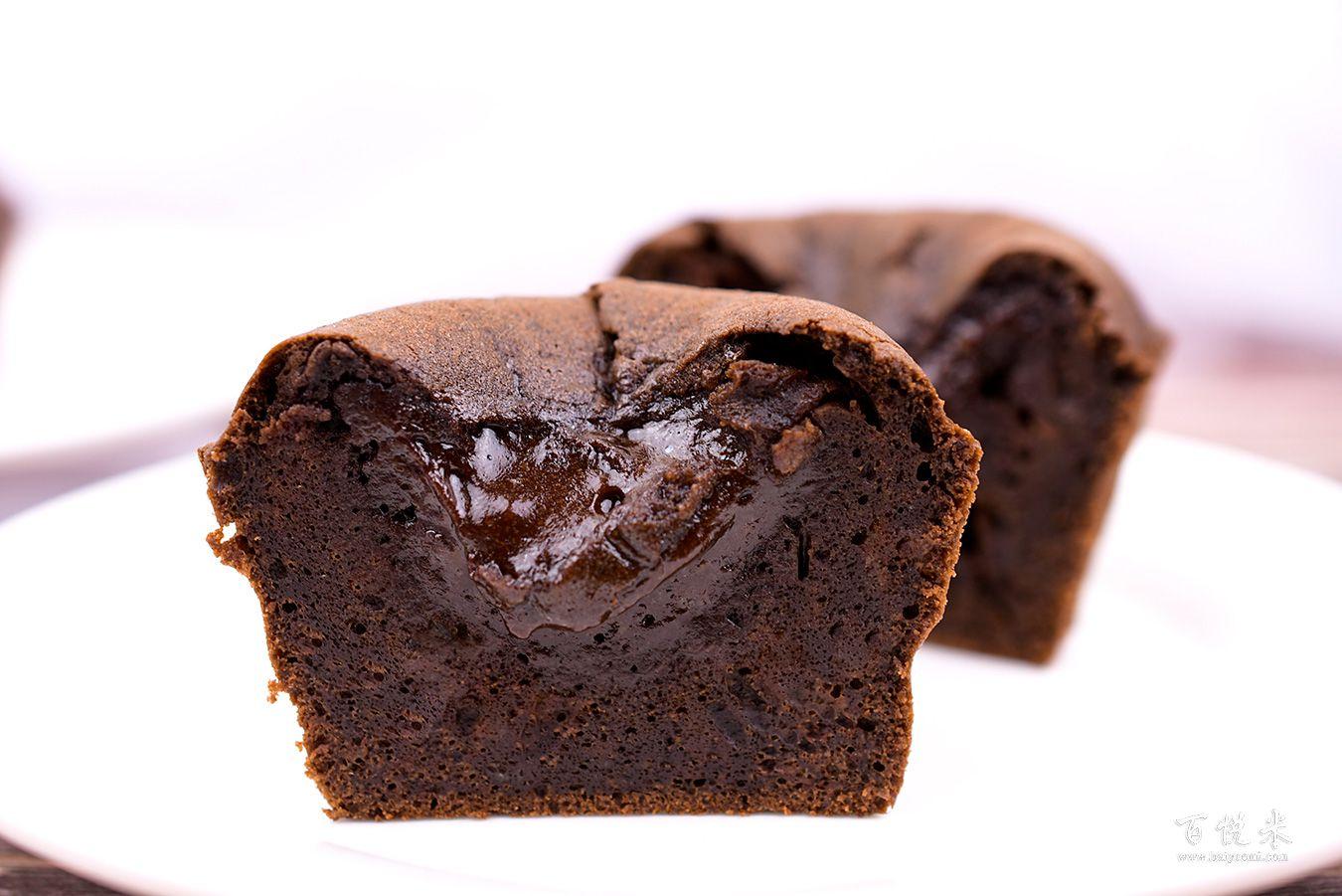 巧克力熔岩蛋糕高清图片大全【蛋糕图片】_843