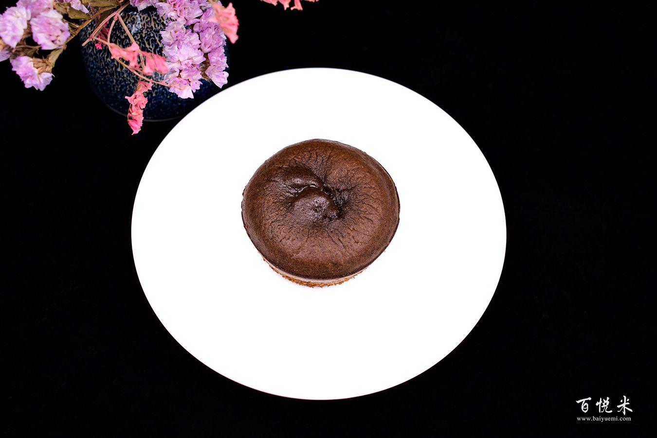 巧克力熔岩蛋糕高清图片大全【蛋糕图片】_837