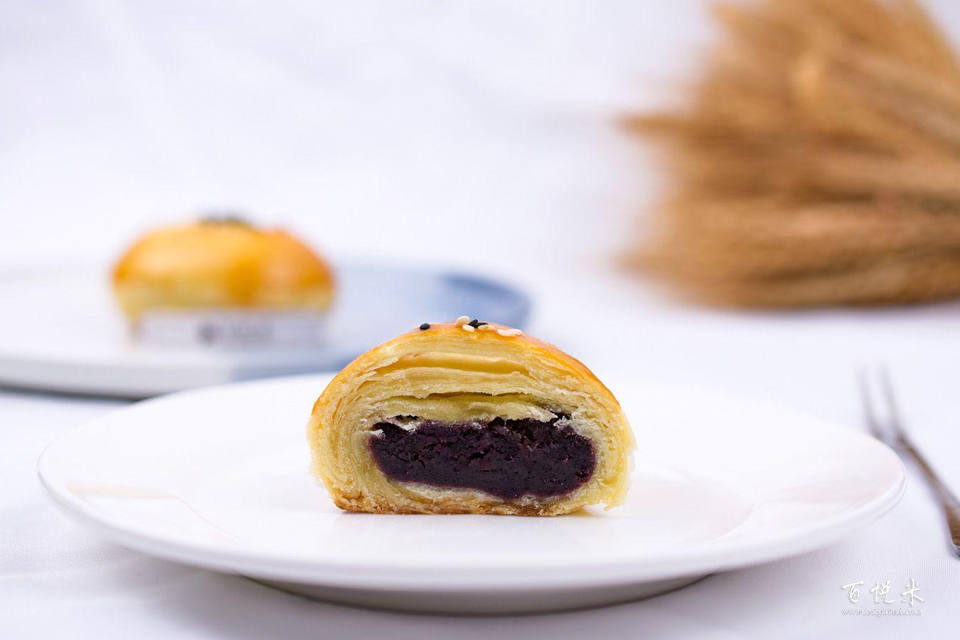 紫薯酥的做法大全,紫薯酥西点培训图文教程分享