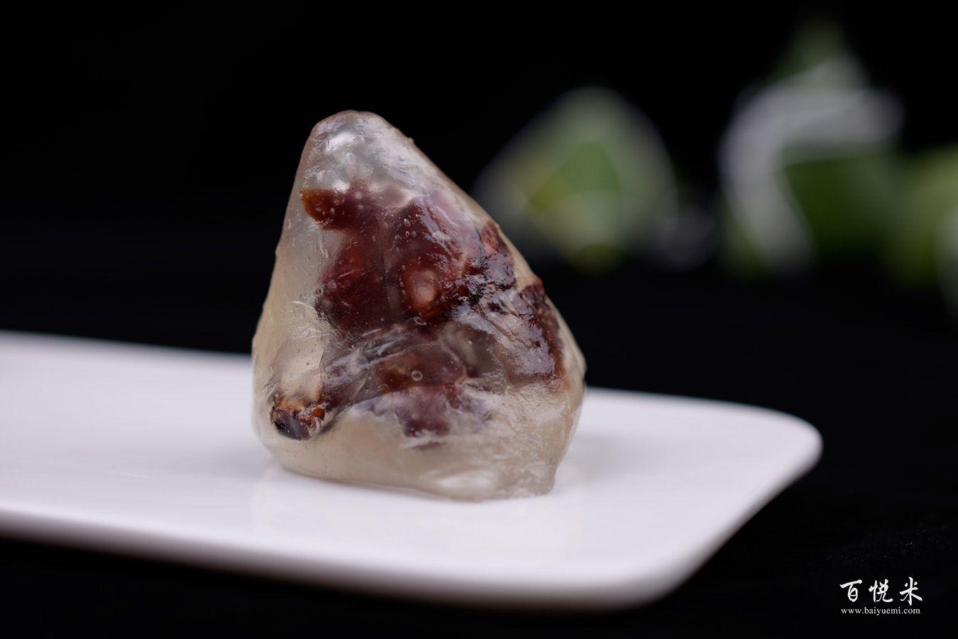 水晶粽的做法大全,水晶粽西点培训图文教程分享