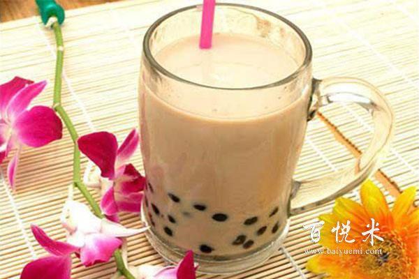 夏天,女生和奶茶更配喔!教你在家自制黑糖珍珠奶茶!
