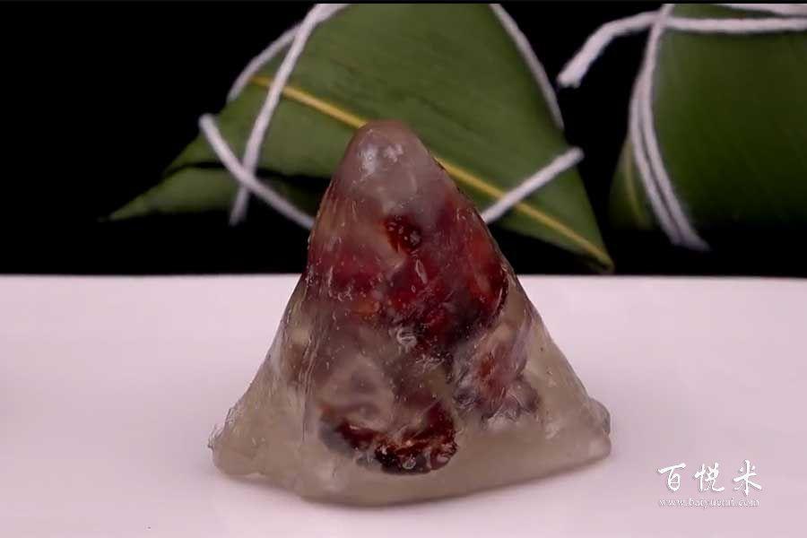 水晶粽的做法视频大全_西点培训学习教程
