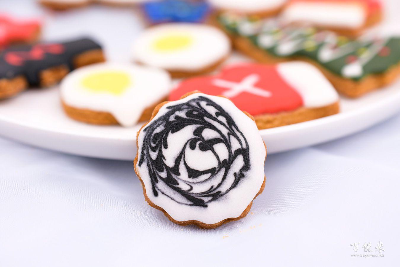 手绘卡通糖霜饼干高清图片大全【蛋糕图片】_930