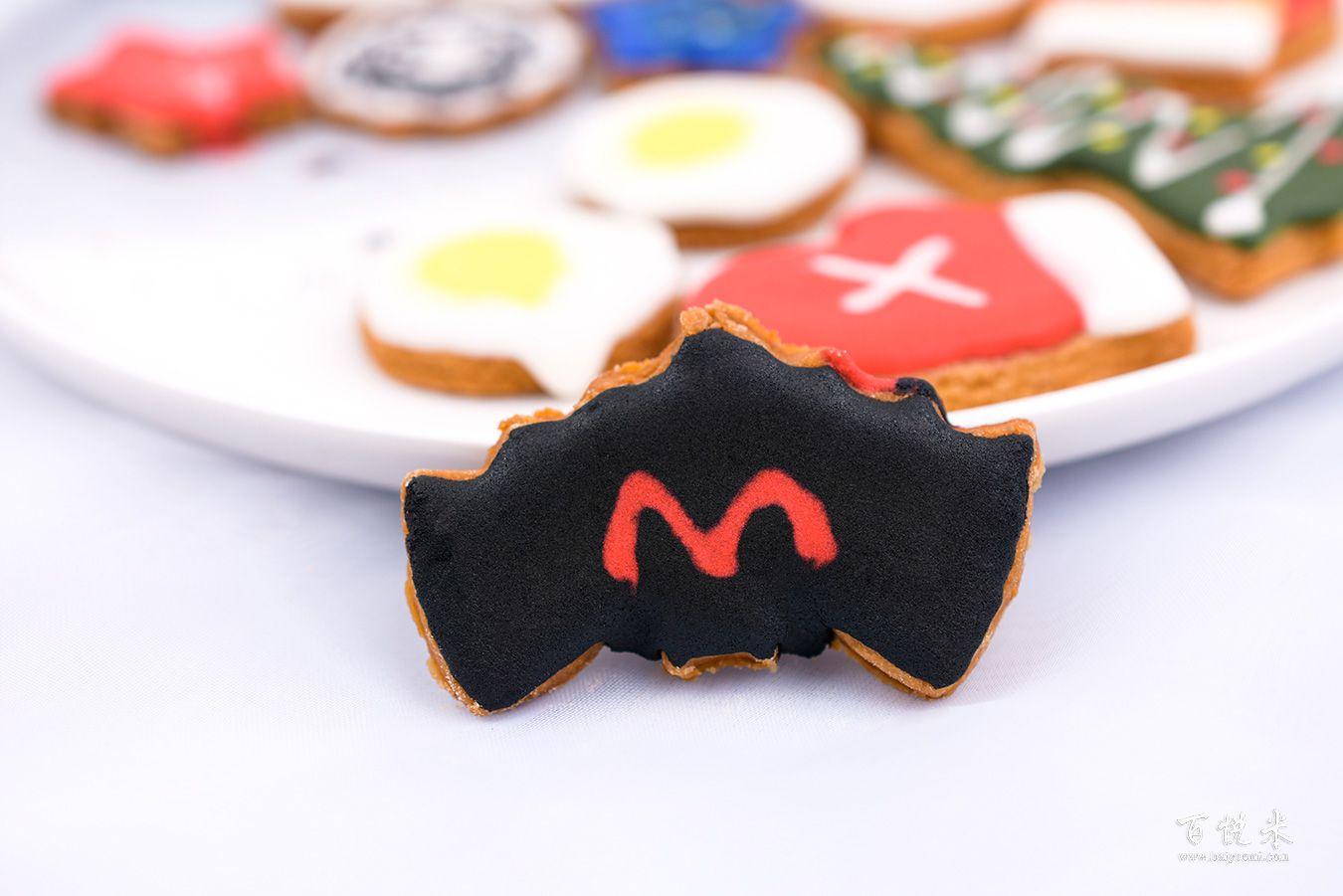手绘卡通糖霜饼干高清图片大全【蛋糕图片】_932