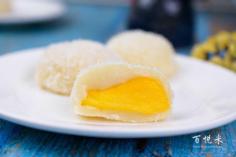 芒果糯米糍高清图片大全【蛋糕图片】
