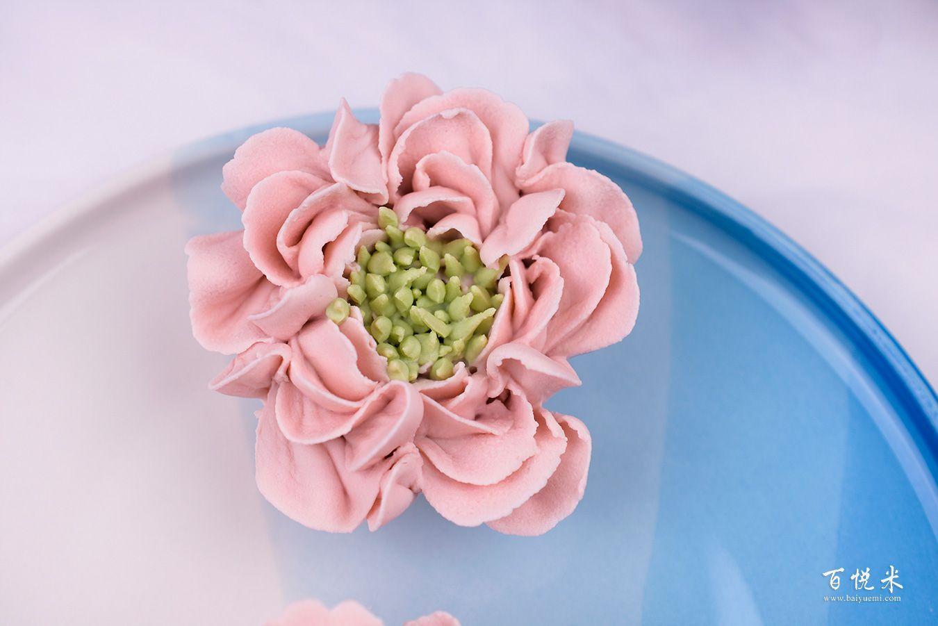 韩式裱花-牡丹花高清图片大全【蛋糕图片】_966