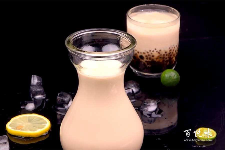 伯爵奶茶的做法视频大全_西点培训学习教程