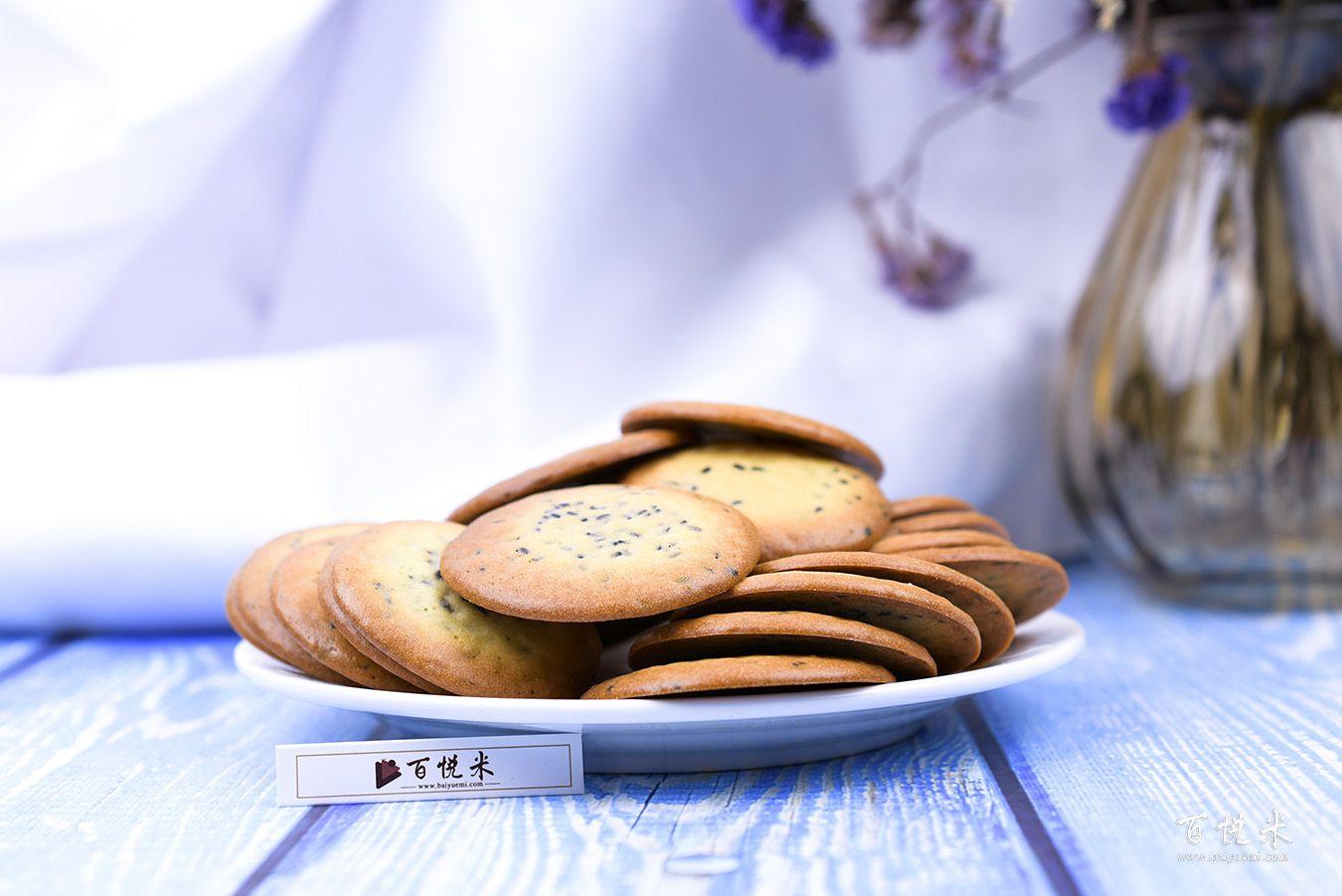 黑芝麻鸡蛋瓦片饼干高清图片大全【蛋糕图片】_997