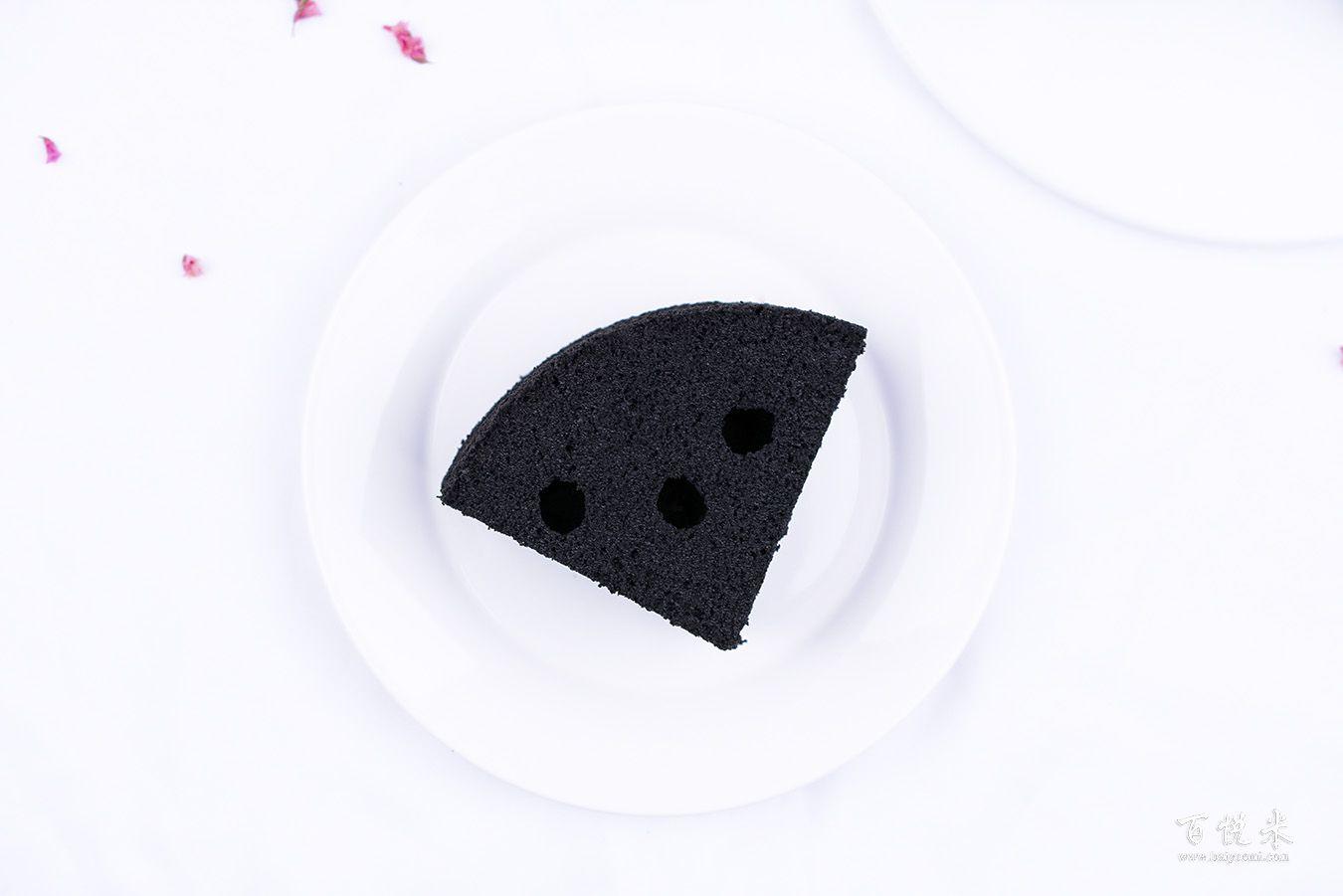 蜂窝煤球蛋糕的做法视频大全_西点培训学习教程