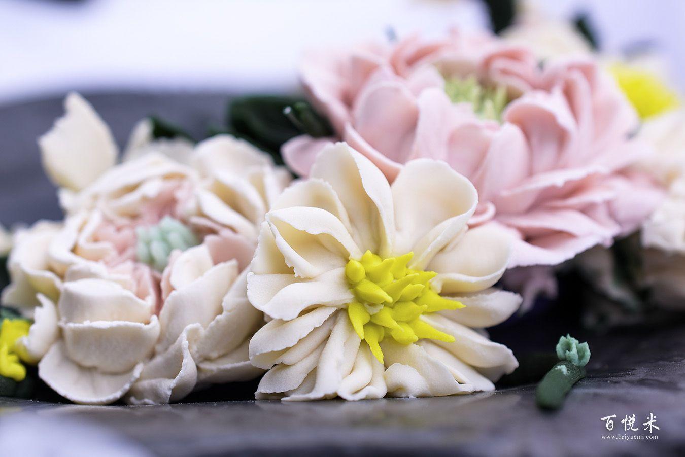 韩式裱花-叶子、花藤高清图片大全【蛋糕图片】_1057