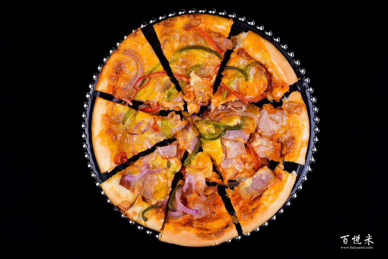 培根至尊披萨的做法大全,培根至尊披萨西点培训图文教程分享