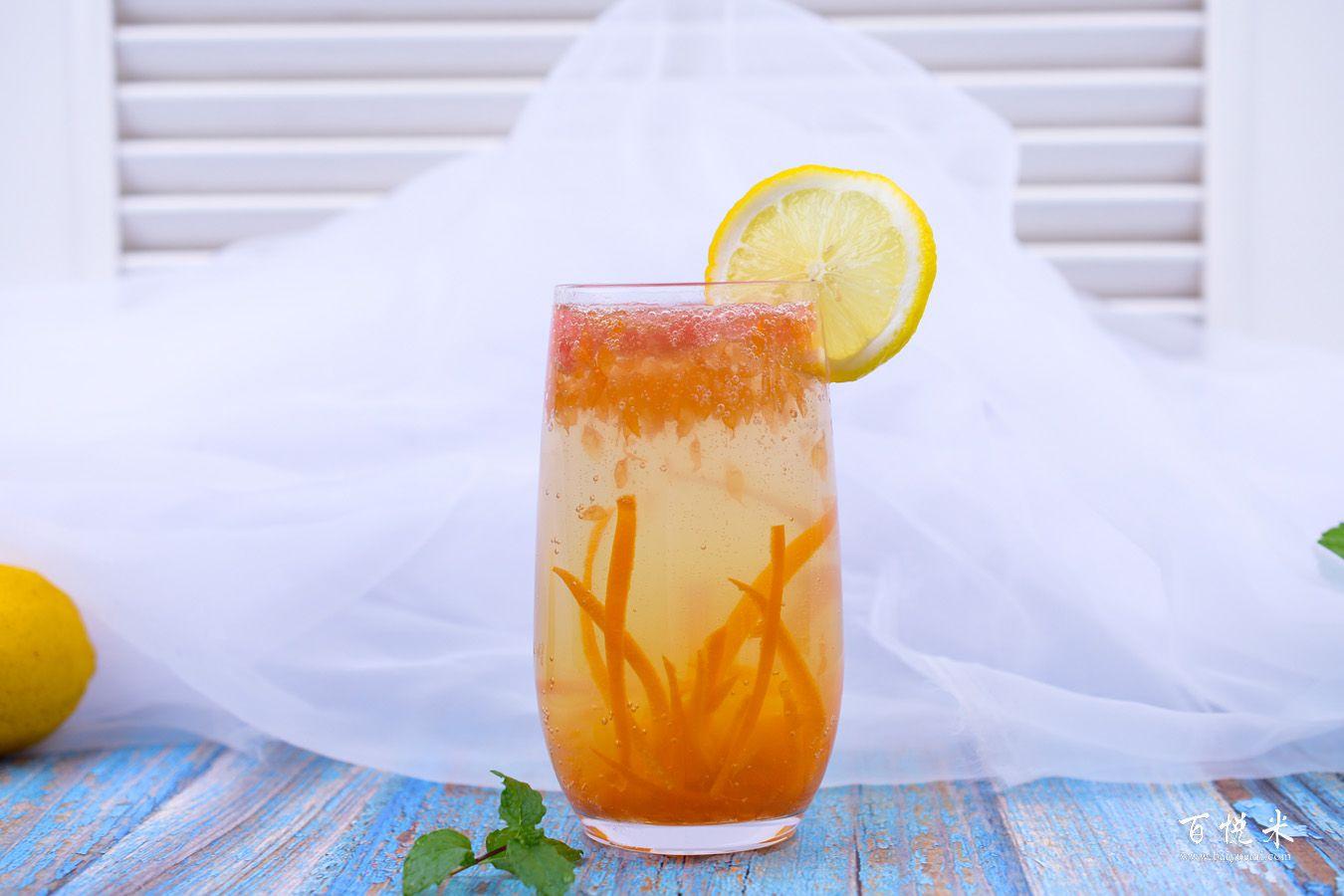 蜂蜜柚子茶的做法大全,蜂蜜柚子茶西点培训图文教程分享