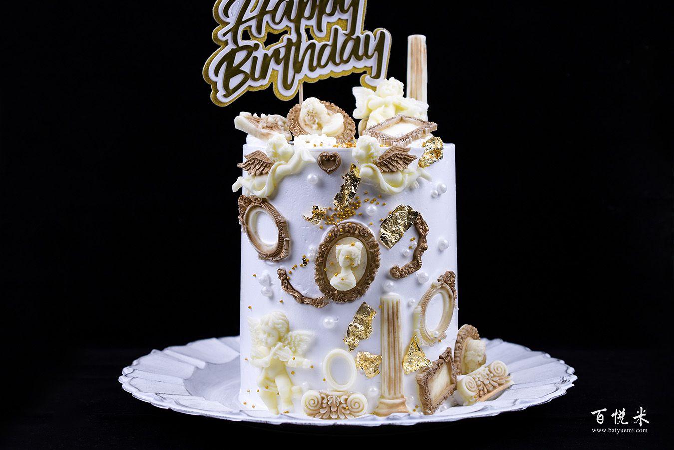 罗马天使浮雕蛋糕高清图片大全【蛋糕图片】_1068
