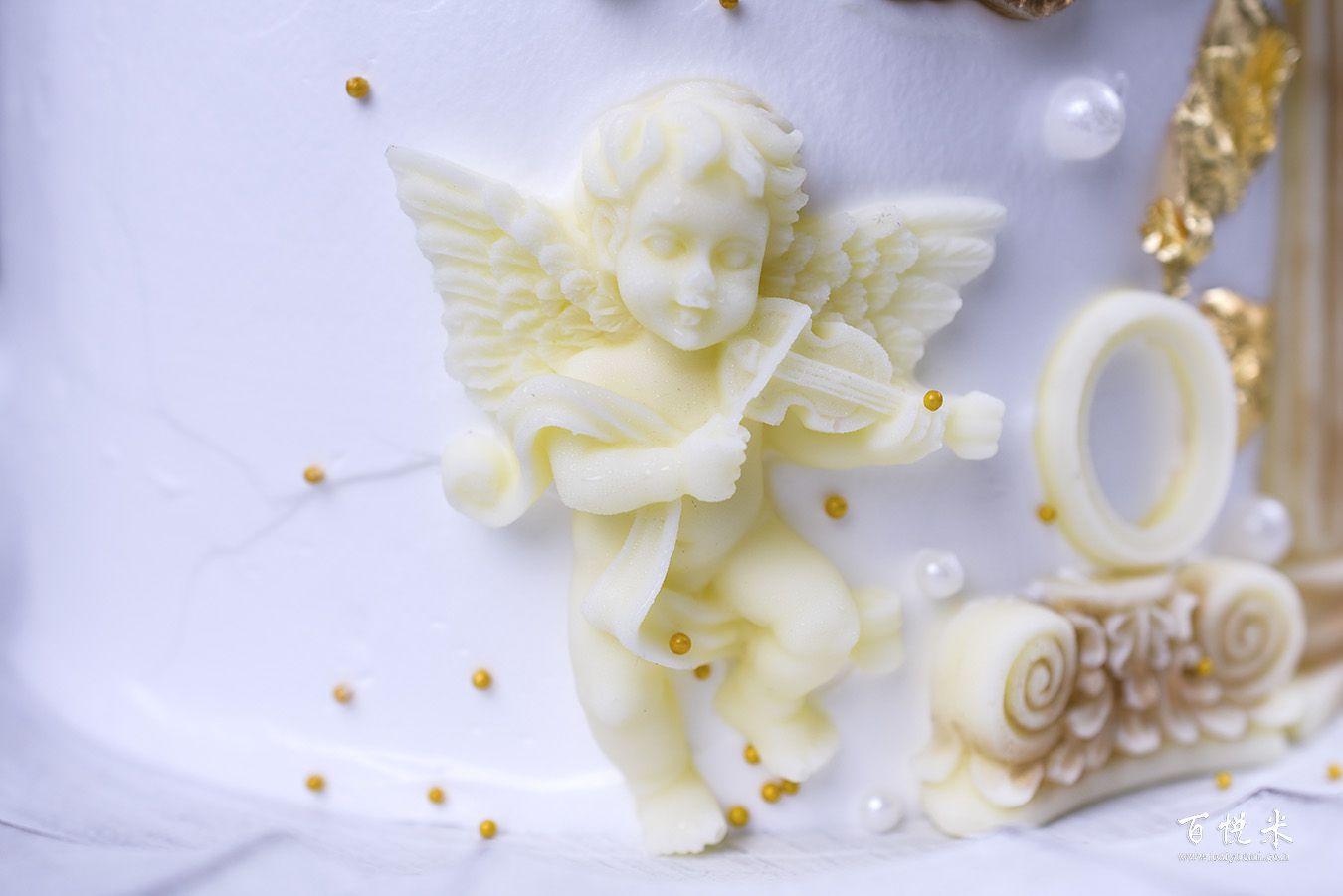 罗马天使浮雕蛋糕高清图片大全【蛋糕图片】_1065