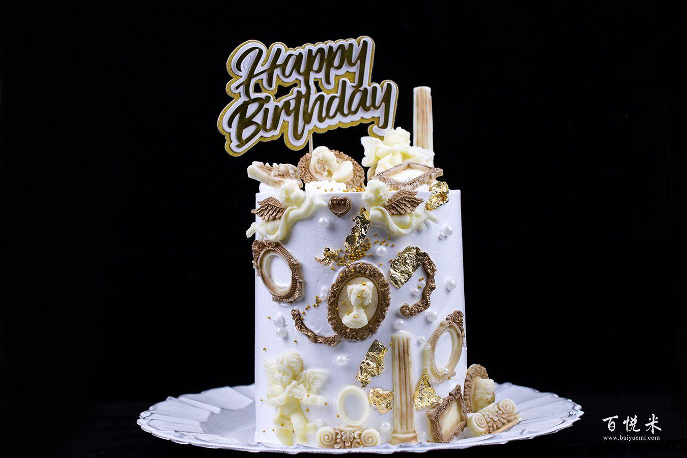 罗马天使浮雕蛋糕高清图片大全【蛋糕图片】_1062
