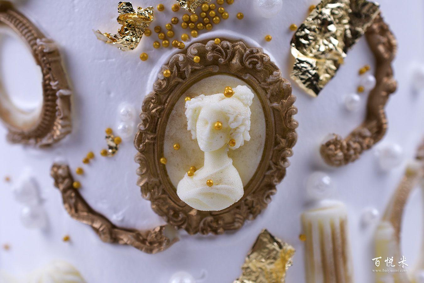 罗马天使浮雕蛋糕高清图片大全【蛋糕图片】_1070
