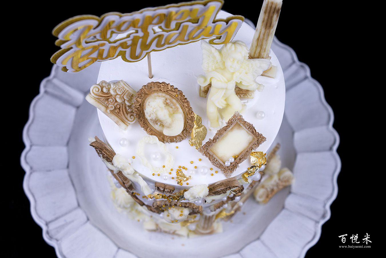 罗马天使浮雕蛋糕高清图片大全【蛋糕图片】_1069