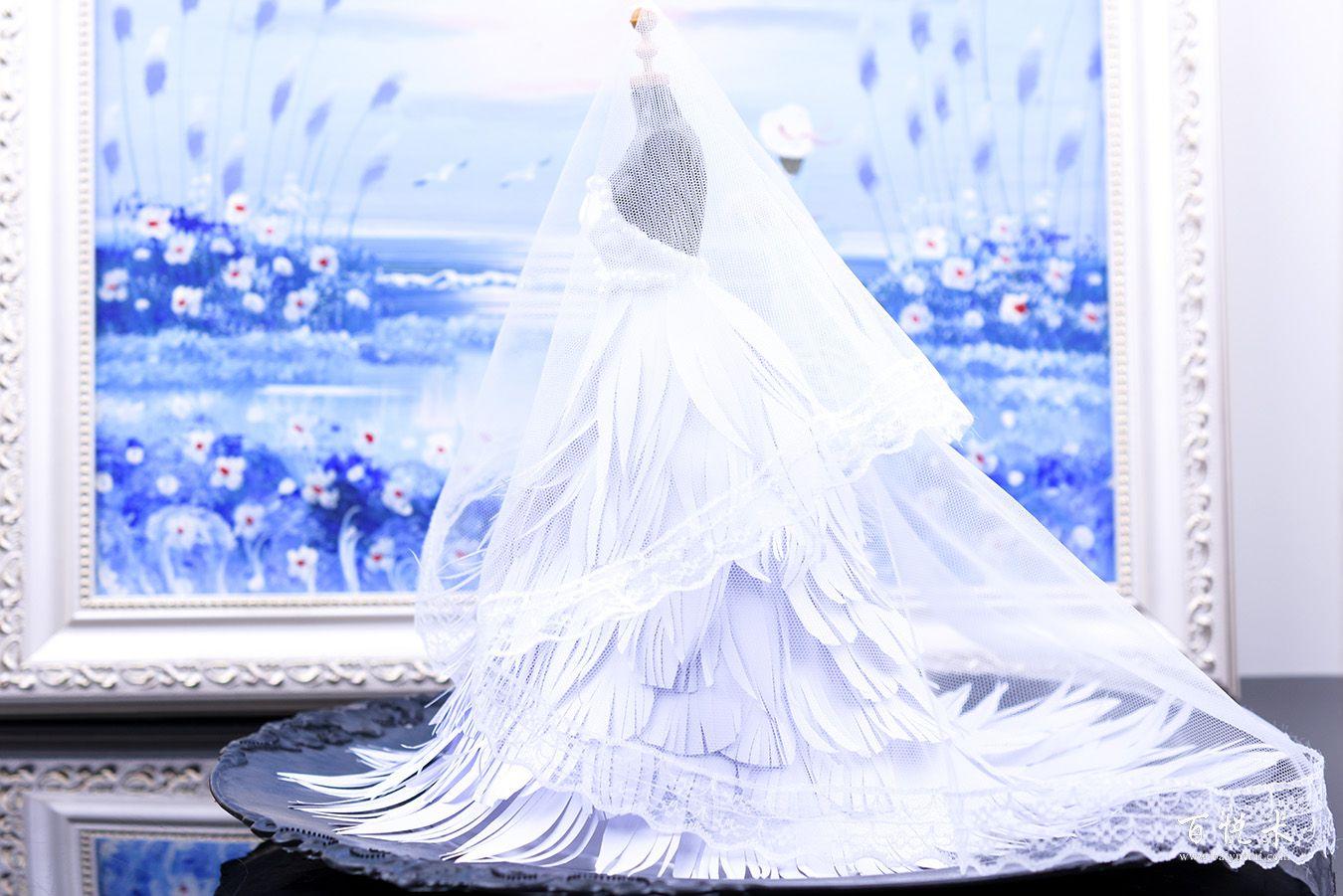 婚纱蛋糕高清图片大全【蛋糕图片】_1088