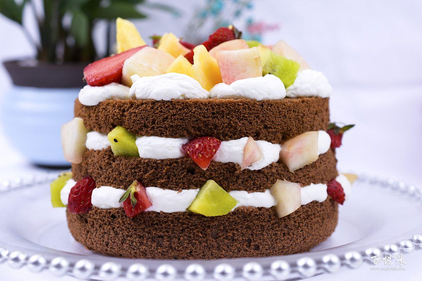 巧克力裸蛋糕高清图片大全【蛋糕图片】_1118