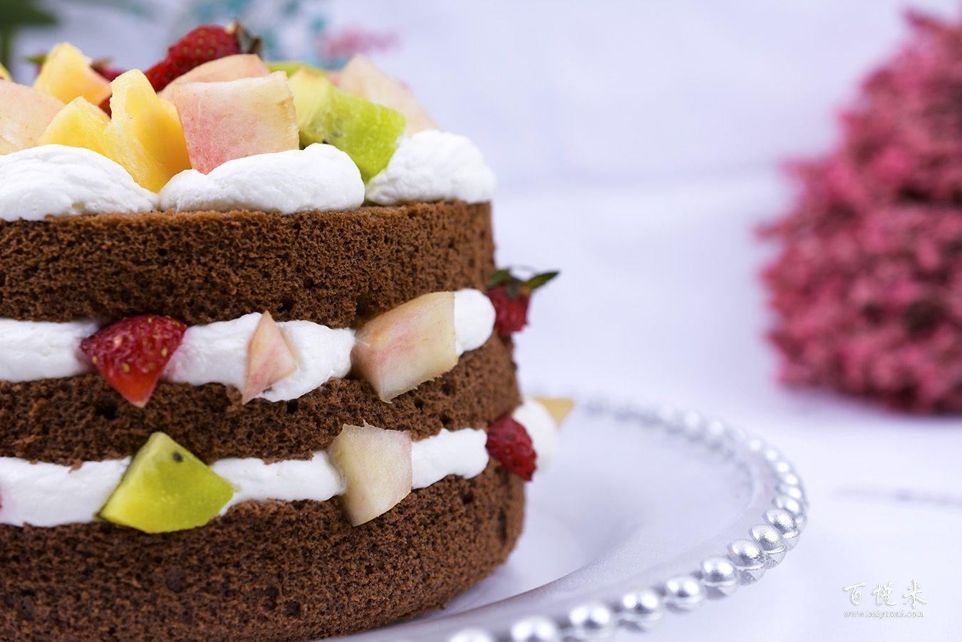 巧克力裸蛋糕高清图片大全【蛋糕图片】_1120