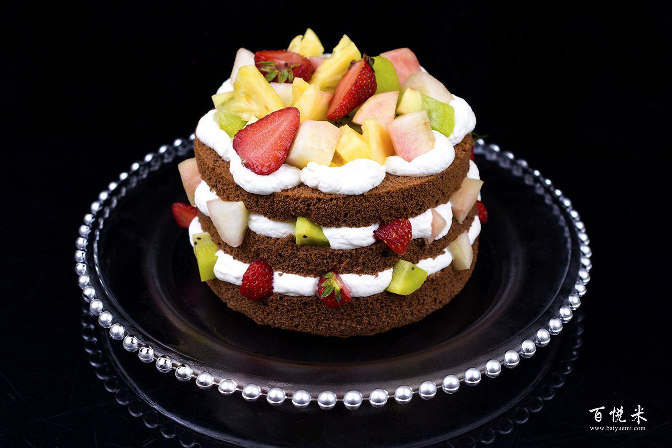 巧克力裸蛋糕高清图片大全【蛋糕图片】