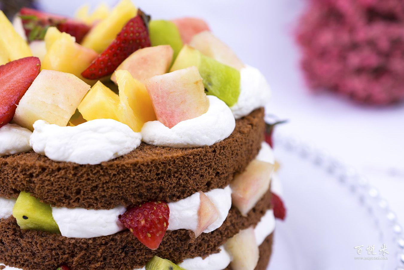 巧克力裸蛋糕高清图片大全【蛋糕图片】_1119
