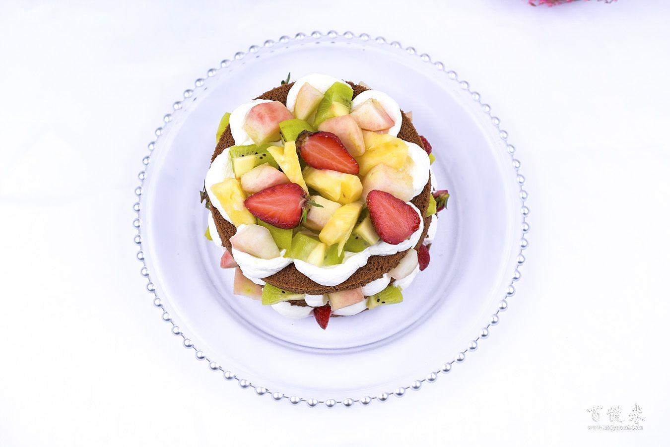 巧克力裸蛋糕高清图片大全【蛋糕图片】_1117