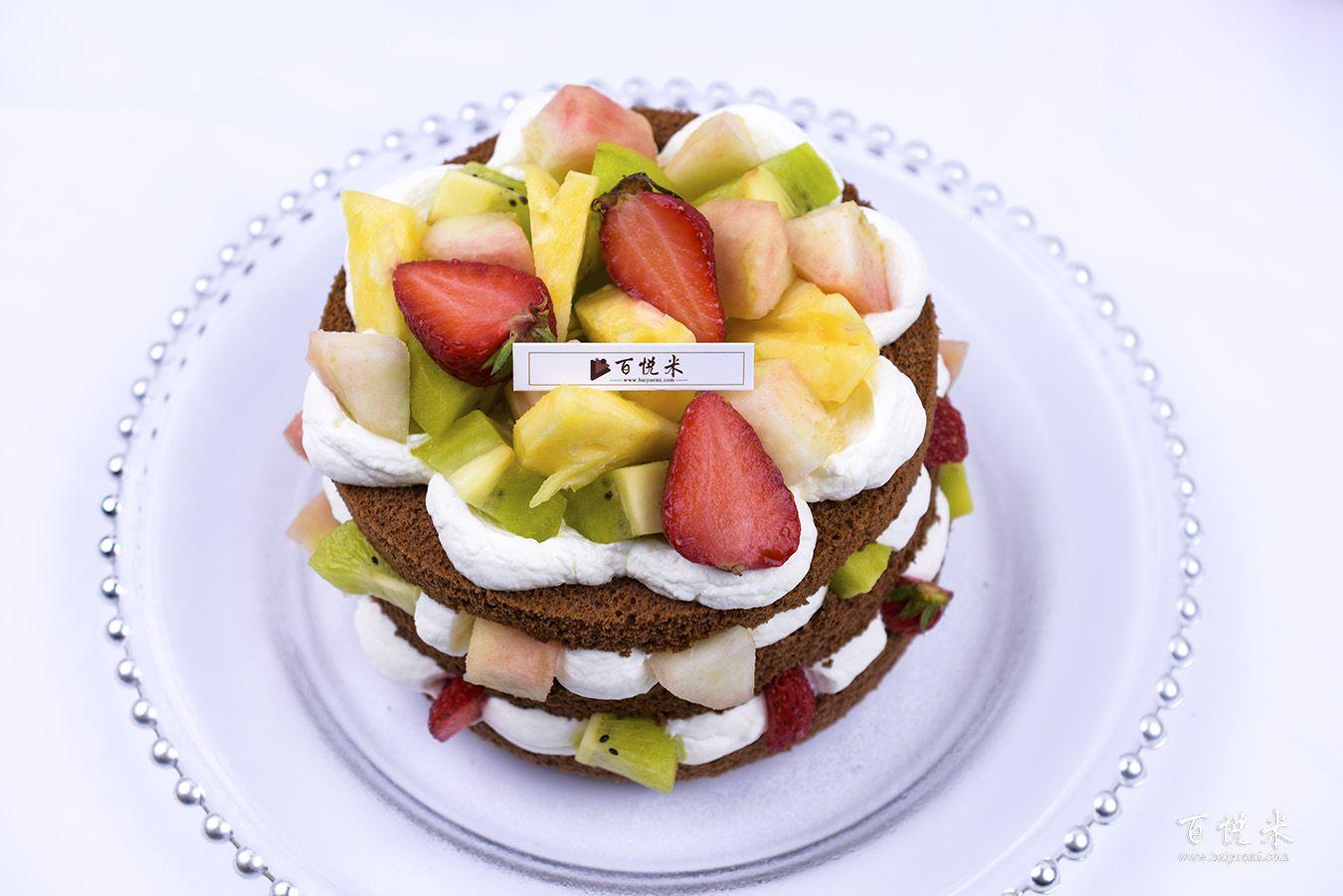 巧克力裸蛋糕高清图片大全【蛋糕图片】_1121