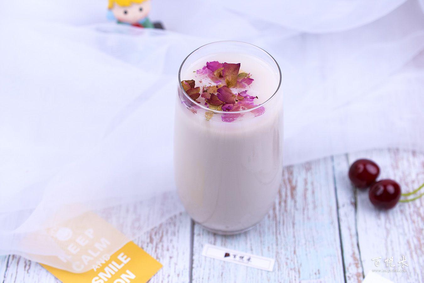 玫瑰奶茶高清图片大全【蛋糕图片】
