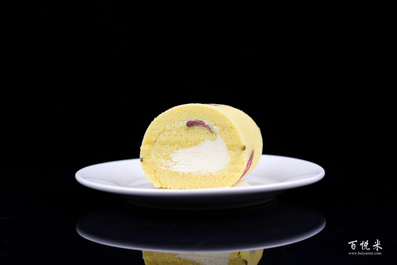 樱花蛋糕卷的做法视频大全_西点培训学习教程
