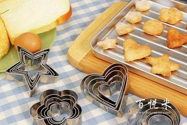 想要学西点烘焙?首先你的需要一套好的烘焙模具!