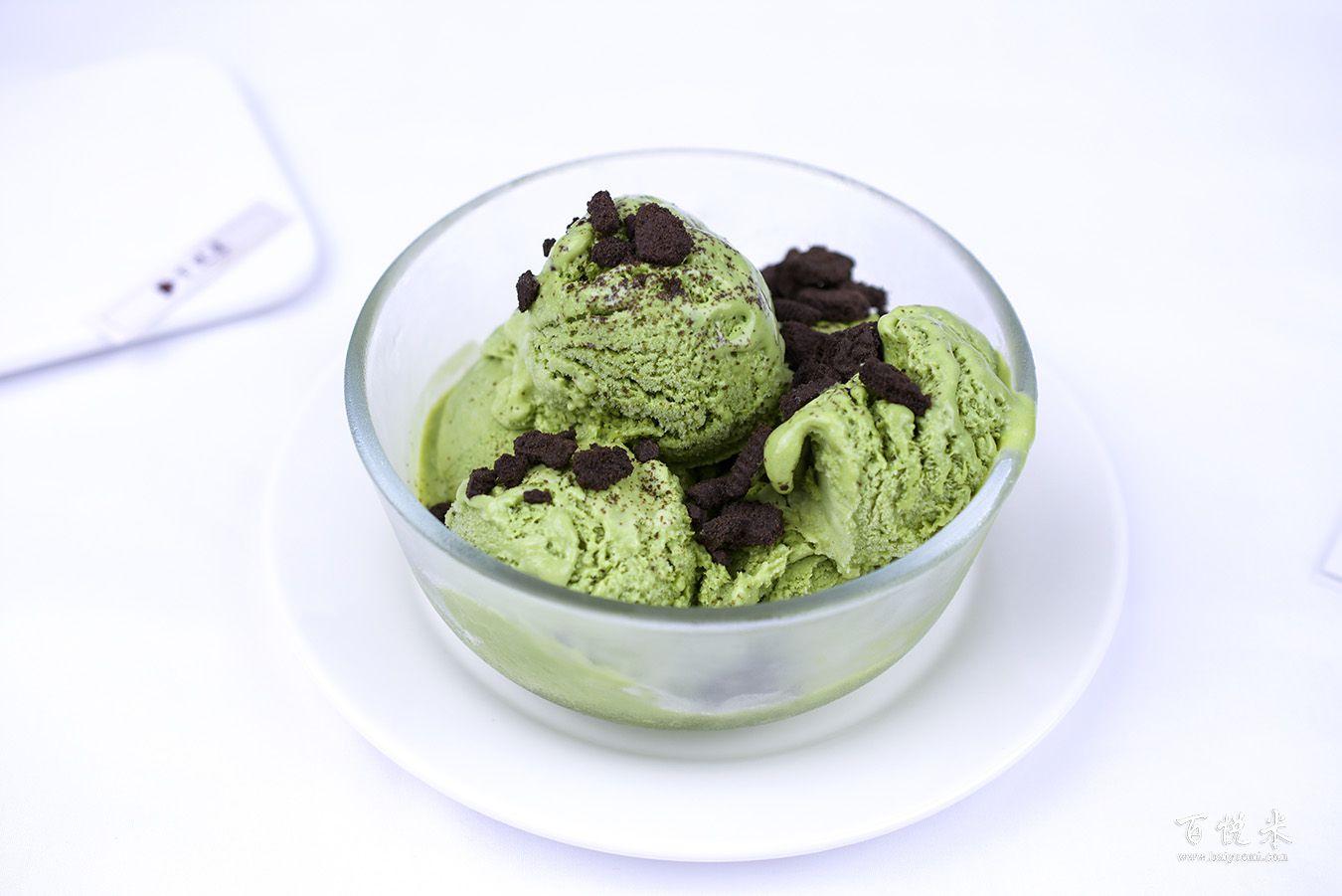 抹茶冰淇淋高清图片大全【蛋糕图片】_1217