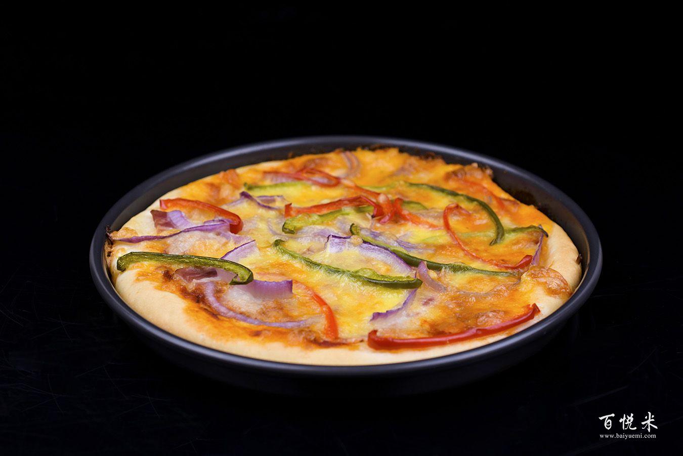 培根至尊披萨的做法视频大全_西点培训学习教程