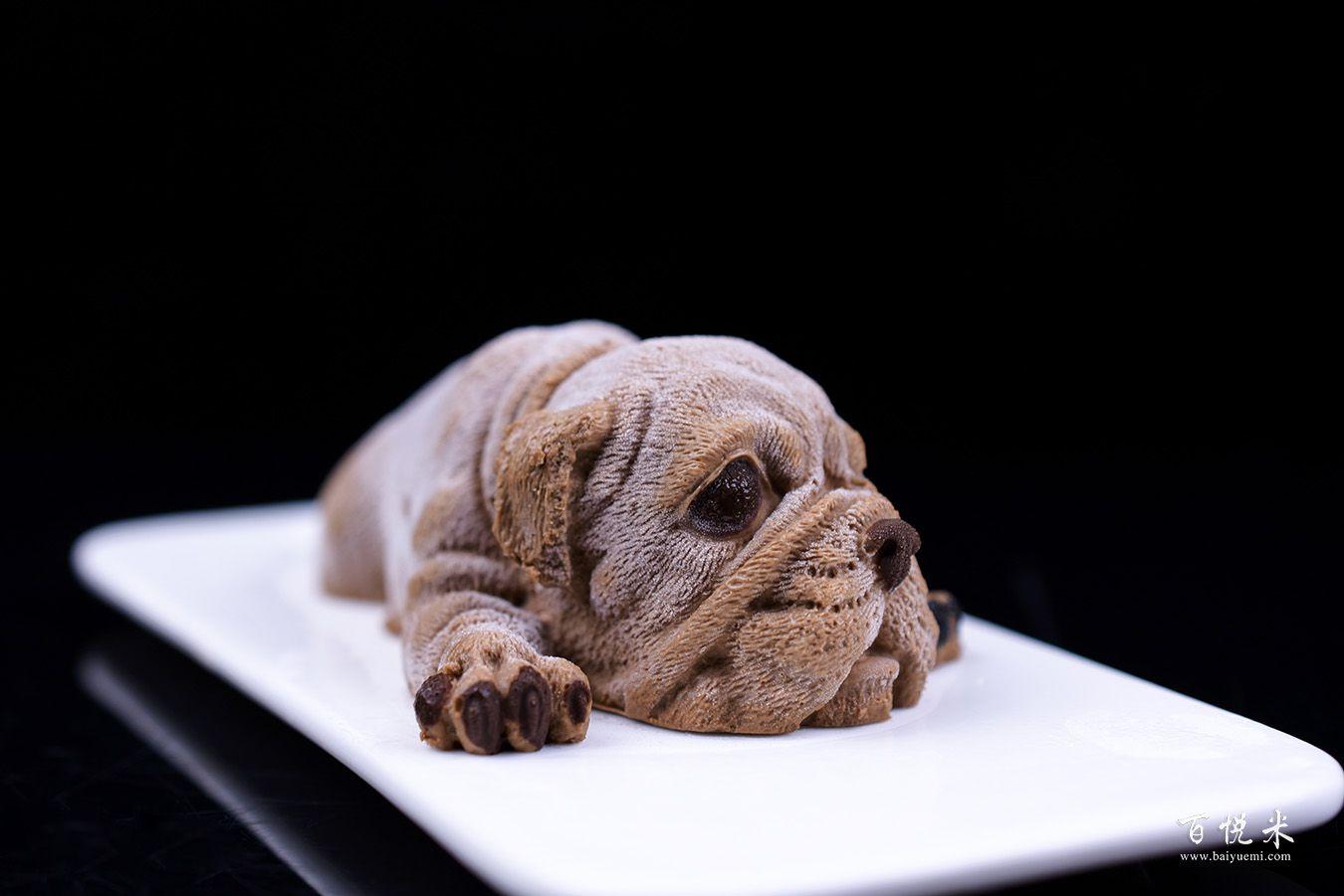 网红狗狗慕斯蛋糕高清图片大全【蛋糕图片】_1240
