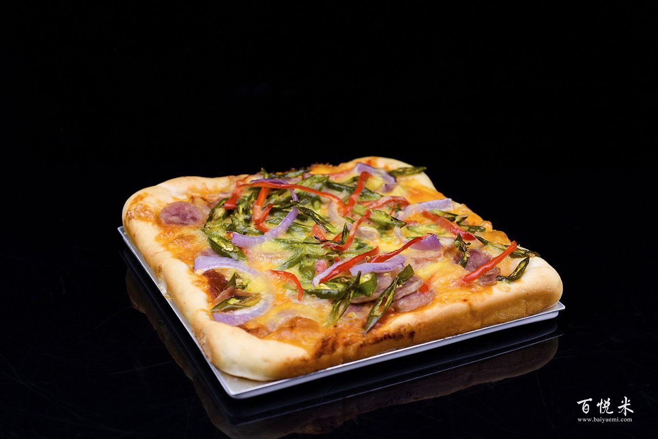 脆肠披萨的做法视频大全_西点培训学习教程