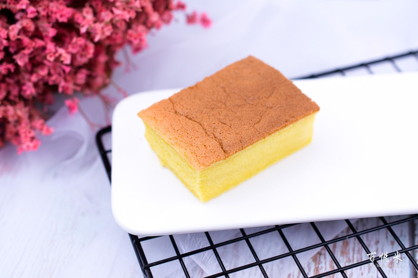 日式棉花蛋糕的做法大全,日式棉花蛋糕培训图文教程分享