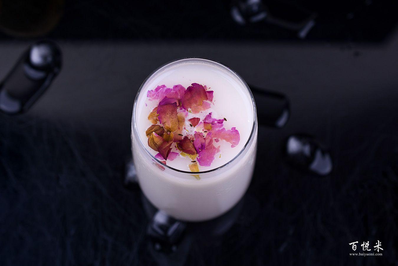 玫瑰奶茶的做法视频大全_西点培训学习教程