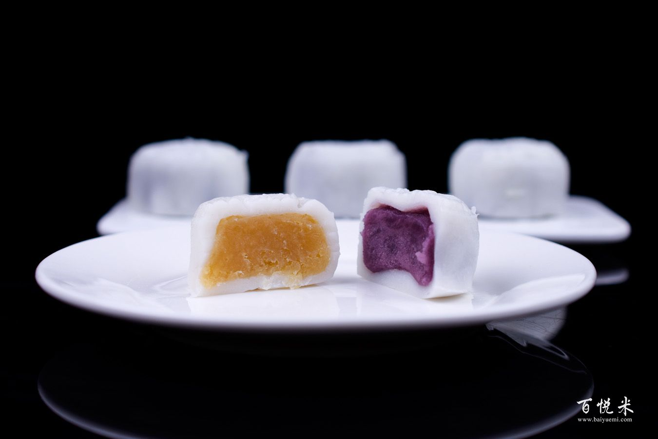 冰皮月饼的做法大全,冰皮月饼西点培训图文教程分享