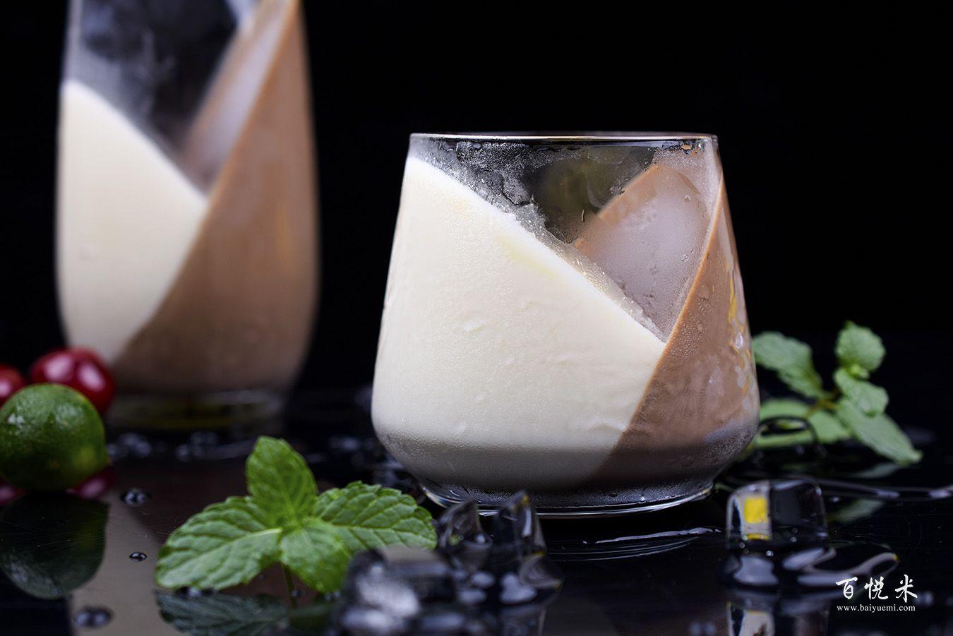 巧克力牛奶心形布丁高清图片大全【蛋糕图片】_1270