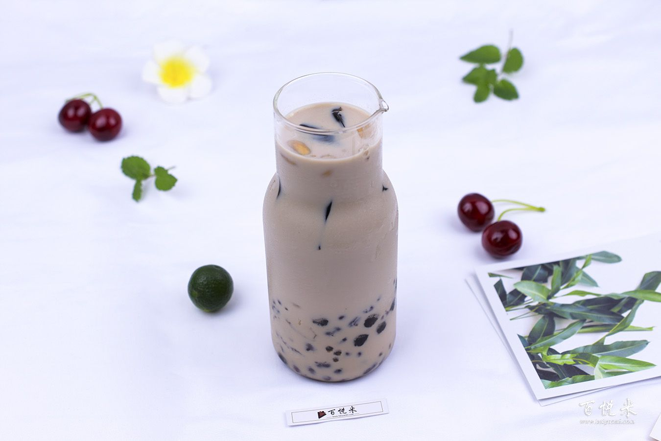 红豆奶茶烧仙草高清图片大全【蛋糕图片】_1283
